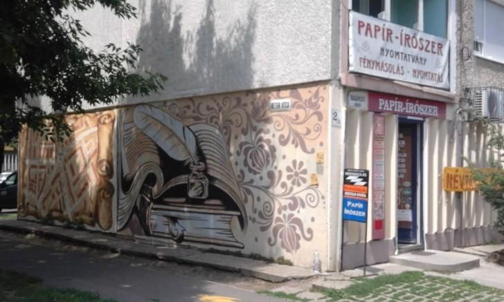 Papír, Írószer, Nyomtatvány Szeged