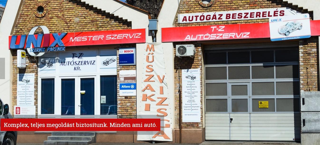 Műszaki Vizsga Szeged